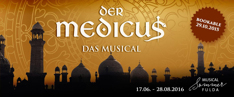 Der Medicus - Das Musical