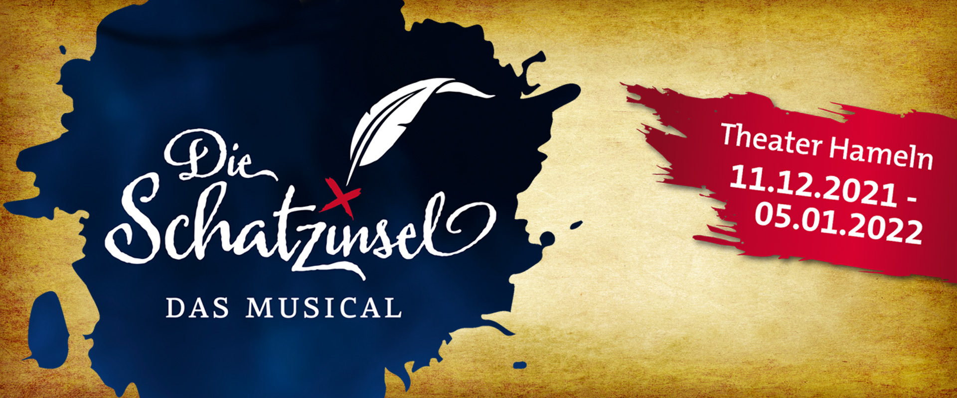 Theater Hameln Die Schatzinsel - Das Musical