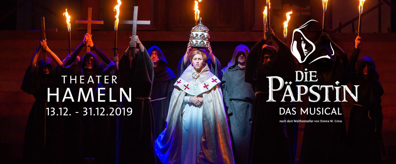 Theater Hameln Die Päpstin - Das Musical